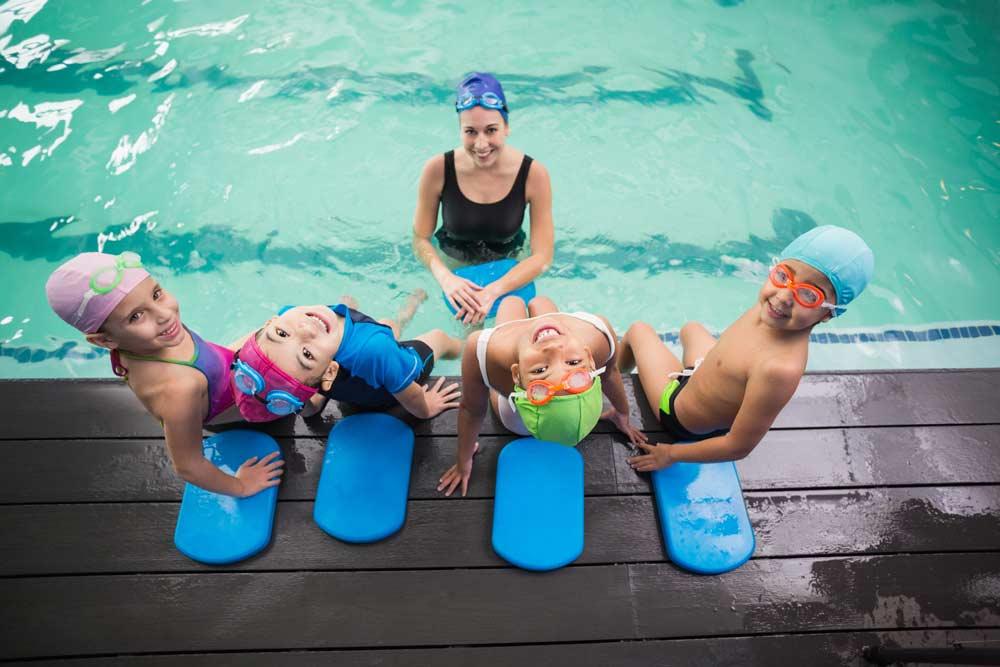 cursos de monitor de natación en Granada